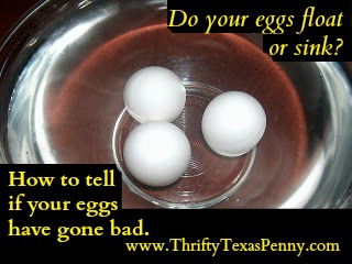 When Do Eggs Go Bad? - Thrifty Texas Penny
