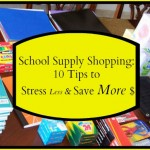 school supply tips