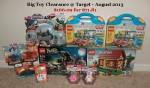 Target Toys 2013